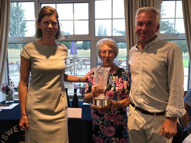 2018 Mixed Open Winners